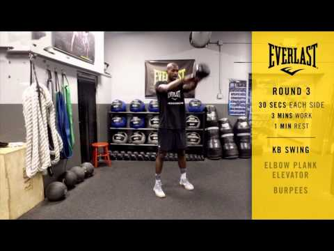 Kettlebell Explain: Flow along with the stride