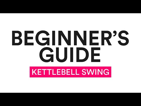 A Beginner's E-book to Kettlebell Swing with Jacklyn Emerick