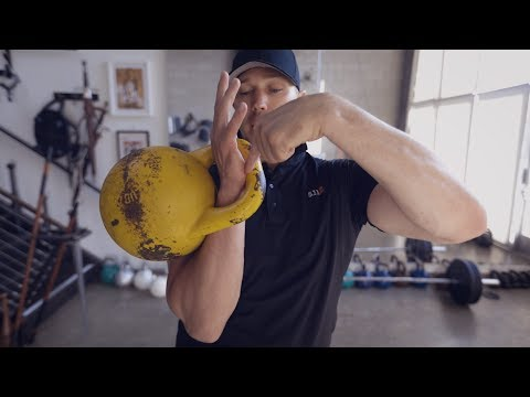 Kettlebell Neat Technique (How To Not Break Your Wrist & Arm)