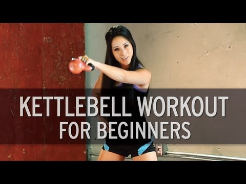Same outdated Kettlebell Exercise For Rookies