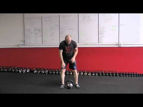 Kettlebell Ladder Bid