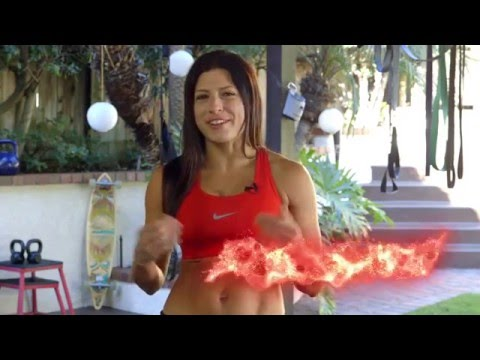 KETTLEBELL INCINERATOR Workout Video DVD and Download by Lauren Brooks!