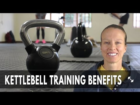 Advantages of Kettlebell Coaching