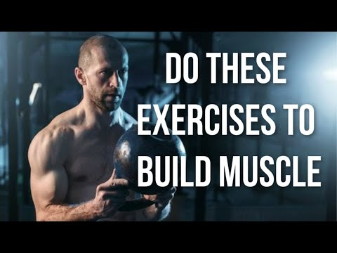 THE 5 BEST KETTLEBELL EXERCISES FOR BUILDING MUSCLE