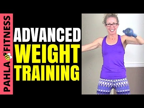 40 Minute Evolved WEIGHT TRAINING Routine | Stout Physique CARDIO, STRENGTH + CORE Kettlebell Exercise