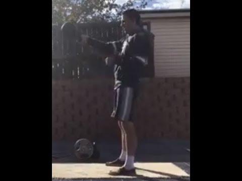 Kettlebell Workout of the Day (WOD) | Kettlebell Straightforward and Harmful | November 28, 2019 | 11 28 19