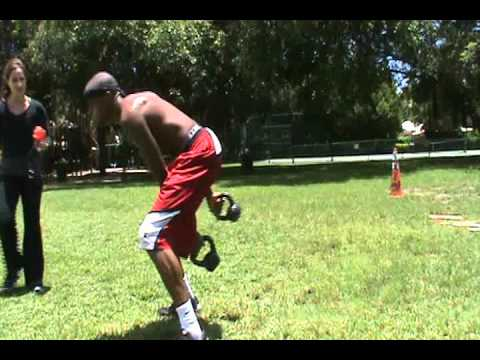 Dre 1st earl baldwin of bewdley: Kettlebell Swing w/  Lateral Soar | Core Exercise For Energy & Vitality