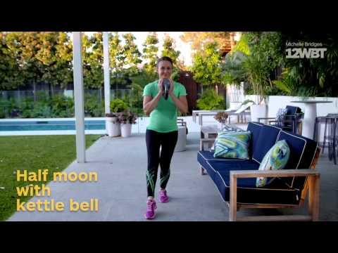 KettleBell Workout – Michelle Bridges 12WBT