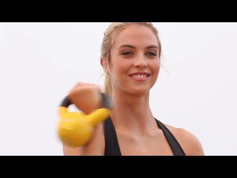 Paunchy Physique Kettlebell Exercise – Kettlebell Exercises – Music Expedient
