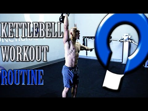 Developed Kettlebell Working in direction of Workout routines