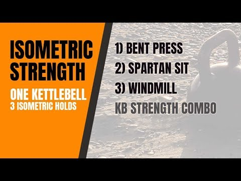 Kettlebell Isometric Energy Workout