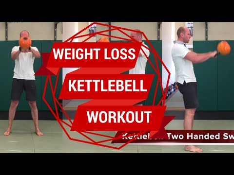 Kettlebell Workout for Weight Loss