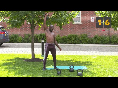 Kettlebell Rotund Physique Exercise for Rotund Loss and Conditioning (FOLLOW ALONG)