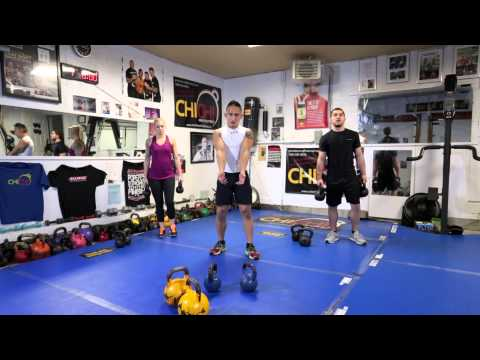 Kettlebell BEGINNERS – Tiny, Medium & Trim Bells