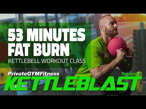 KETTLEBLAST Free up 2 – Week 11, Day 3 | 💚 Kettlebell Workout Class