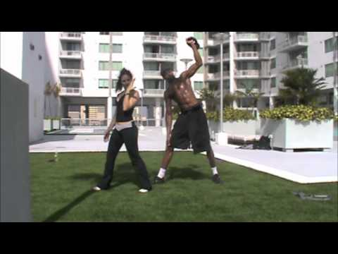 Dre 1st earl baldwin of bewdley: Kettlebell Aspect Stretch Pt. 1 | Core Strength Indirect Strength Shoulder Press NBA Fit