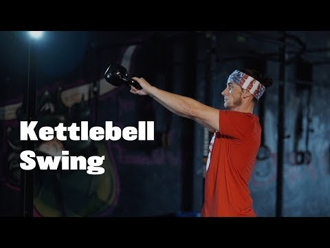 Discover how to attain a Kettlebell Swing // Remark Essentials
