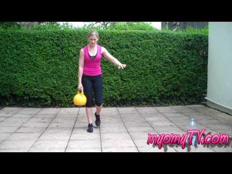 Health – Elephantine Blasting Kettlebell Workout