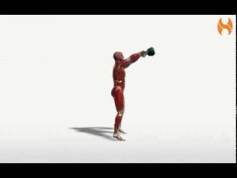 Utter Videos- Kettlebell Stout Swing