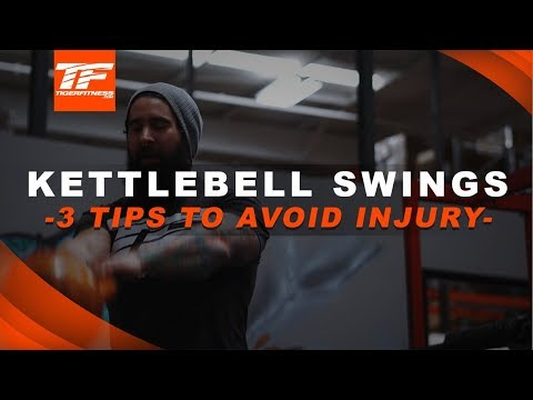 3 Tips to Form a KETTLEBELL SWING Safely – With Joe Daniels   Tiger Fitness