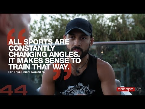 Eric Leija, the kettlebell Primal Swoledier – Inch Your Limits Podcast Ep.44