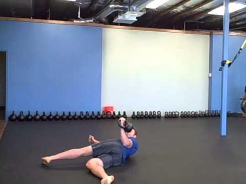 Kettlebell Workout 3/12/2012 Enter the Lats