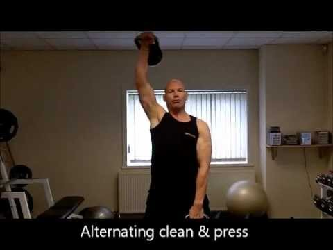 Kettlebell Determine of the Month with Man Noble from the RKPS
