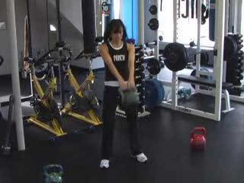 Minute of Energy #1: receive started with kettlebells