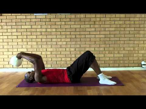 Weight loss Leeds:  whole the Kettlebell Pullover and ab Crunch