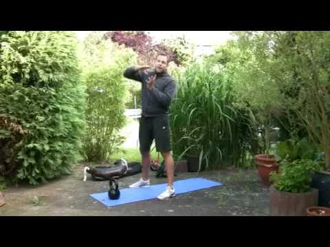 Fighter-Fitness Tutorial – Kettlebell Swing