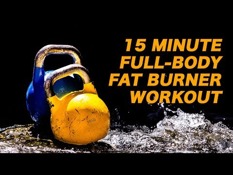 15 Minute Chunky-physique Fat Burner Kettlebell Narrate