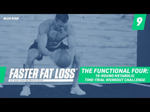 The Practical Four: 10-Spherical Metabolic Workout | Sooner Fat Loss™