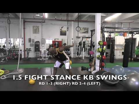 Kettlebell Negate for Conditioning