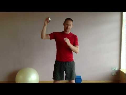 Kettlebell Workout 3 – Climb To Health
