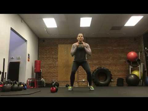 Kettlebell Strength  for Beginners