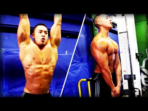 Insane Kettlebell & Pull-Up Workout — 10 Min Fleshy Body Workout