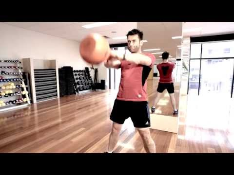 House Fat Loss Exercise 8 – Kettlebell Exercise 1 Minute, Max Reps Per Exercise