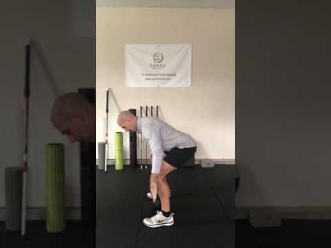 Golf Fitness Fundamentals by Mike McDonnell | # 2: The Deadlift (w/ Kettlebell)