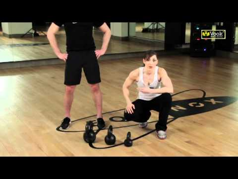 Kettlebell Fitness – Getting Started with Kettlebells – Vook