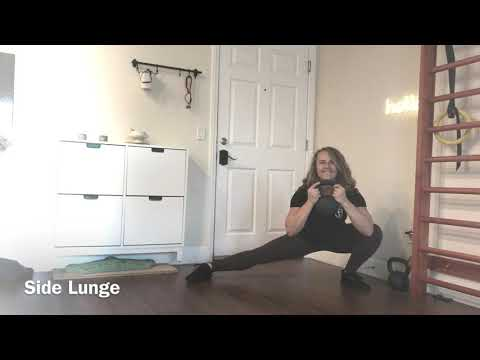 Inflamed Minute Kettlebell Workout