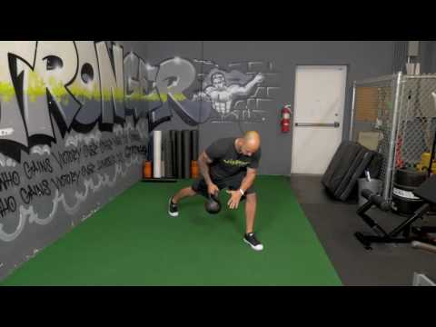 20-Minute Plump Physique Exercise w/ Bodyweight & A Kettlebell – Vigor Flooring Renton Fitness