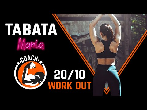 TABATA Song 4 Min Exercise w/ Timer – NCS & TABATAMANIA
