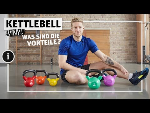 Produktvorstellung: Vinyl Kettlebell | Fitness & Kraftsport | Sport-Thieme