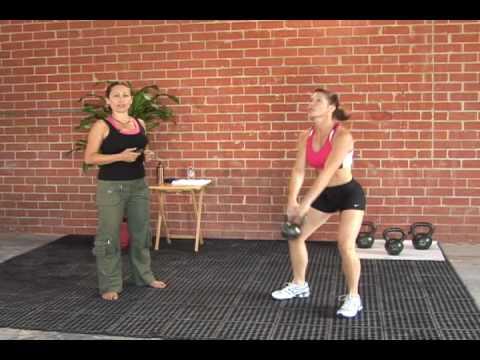 Females's Kettlebell Workout – Final Kettlebell DVD