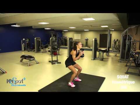 Circuit Kettlebell niveau 2 : Fitness
