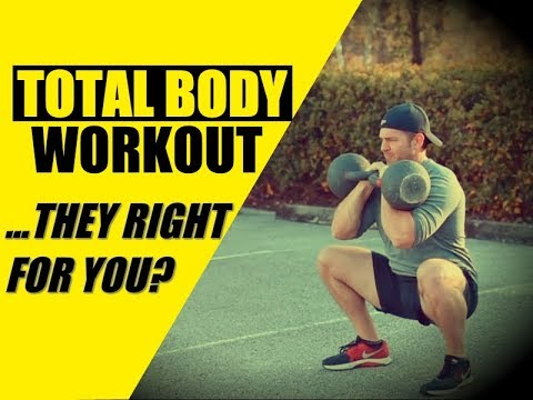 Complete Body Kettlebell Exercise [Strong & Ripped From Head to Toe!] | Chandler Marchman