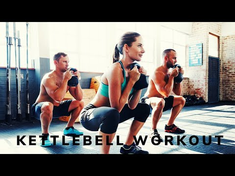 5 Minute HIIT   Kettlebell Workout