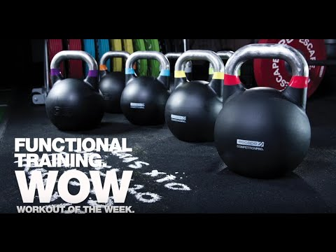 Practical Coaching: Kettlebell Energy and Endurance Exercise of the Week