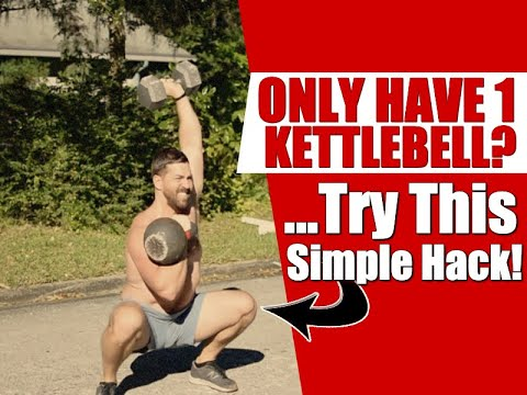 Entire Physique Strength Constructing Chubby-Loss Routine [Kettlebell + Dumbbell Workout] | Chandler Marchman