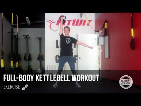The Fleshy-Body Kettlebell Exercise